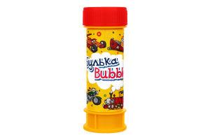 Мыльные пузыри для детей от 3лет №BB-10 Булька Bubble 60мл