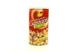 Мікс ядер горіхів Castania 500г х 10