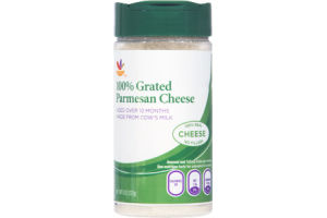 Ahold Cheese Parmesan 100% Grated