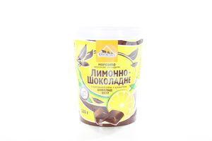 Мороженое лимонно-шоколадное Три медведя карт стак 500г