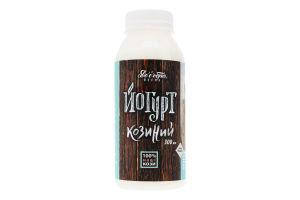 Йогурт 3.8% из козьего молока Доообра Ферма п/бут 300мл