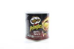Чіпси Pringles Hot & Spicy 40г х12