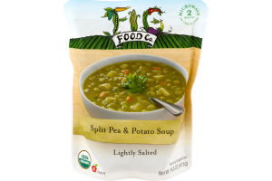 Fig Food Co. Soup Split Pea & Potato