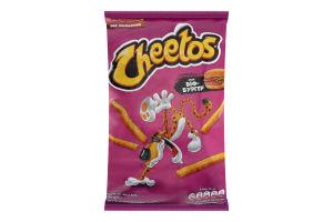 Палички кукурудзяні зі смаком біф-бургера Cheetos м/у 70г