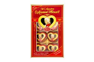 Конфеты Reber сердечки 80г