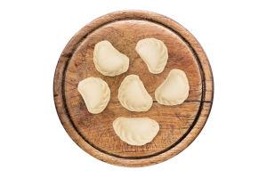 Вареники замороженные с картошкой и грибами Еліка кг