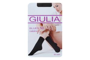 Шкарпетки жіночі Giulia Blues 50den 23-25 nero