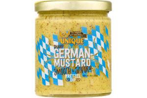 Unique Sharp German Mustard Pretzel Dip