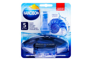 Средство для туалетов Fresh Sanobon Sano 55г