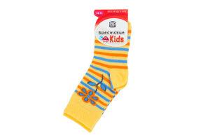 БЧК Шкарпетки дитячі 3081, р.13-14, 029 жовтий 1 шт