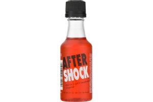 After Shock Hot & Cool Cinnamon Liqueur