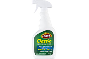 Comet Classic Home Cleaners All-Purpose Cleaner with Bleach