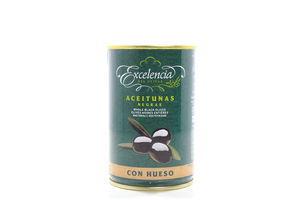 Маслины с косточками Excelencia ж/б 300г