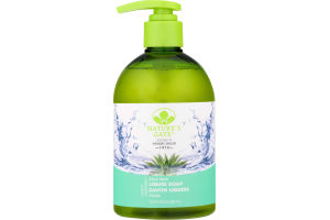 Nature's Gate Liquid Soap Aloe Vera
