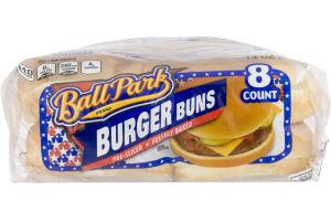 Ball Park Burger Buns - 8 CT