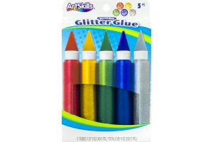 ArtSkills Jumbo Glitter Glue - 5 CT