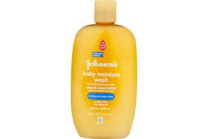 Johnson's Baby Moisture Wash Shea & Cocoa Butter