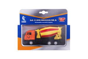 Автомодель для дітей від 3років №SB-16-24WB Бетономішалка Камаз TechnoPark 1шт