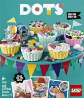 Конструктор для дітей від 6років №41926 Creative Party Kit Dots Lego 1шт