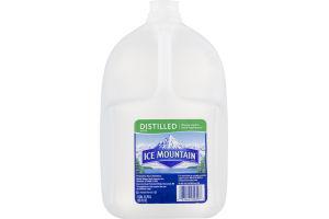 Ice Mountain Water Distilled