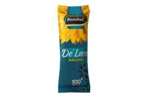 Насіння соняшника смажене De`Luxe Bondiaf м/у 80г