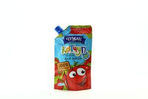 Кетчуп лагидный для детей Чумак д/п 200г