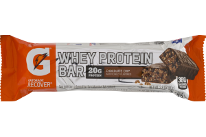 Gatorade Recover Whey Protein Bar Chocolate Chip