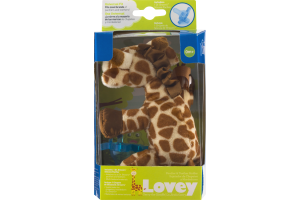 Dr. Brown's Lovey Pacifier & Teether Holder Gerry the Giraffe