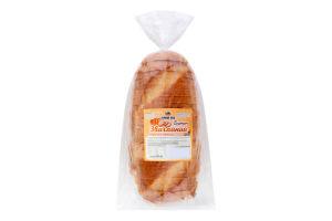 Батон нарізний Звичайний Перший хліб м/у 500г