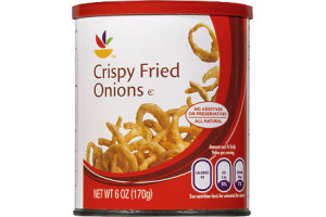 Ahold Crispy Fried Onions