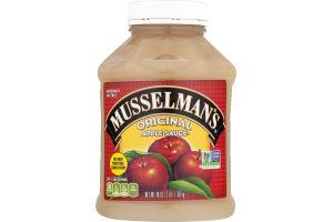 Musselman's Apple Sauce Original