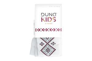 Колготки дитячі Duna Kids Ethno №979 134-140 білий