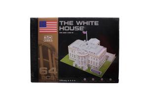 Пазл Ling Le Si 3D Белый Дом 102988