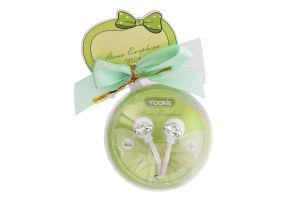 Навушники Yookie YK04 Білі