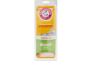 Arm & Hammer Vacuum Filter for Bissell 8 & 14