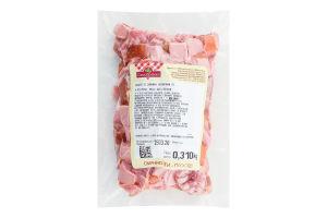 """Продукт зі свинини, яловичини та м'яса птиці. """"Набір для солянки"""" (порц.упак.)(0,3кг)"""