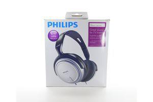 Навушники дуг.Philips 2500/00 чор.