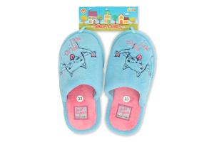 Тапочки комнатные детские №91254-EС Home Story 30-35