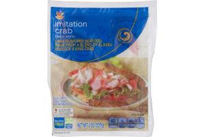 Ahold Imitation Crab Flake Style