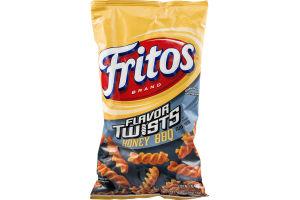 Fritos Corn Snacks Flavor Twists Honey BBQ