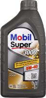 Олива моторна синтетична 5W-40 3000 Mobil Super 1л