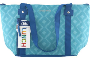 Arctic Zone Insulated Lunch Charlotte Tote Teal