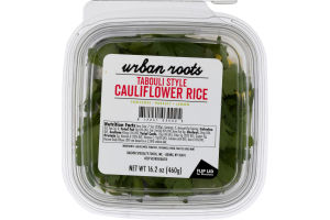 Urban Roots Cauliflower Rice Tabouli Style