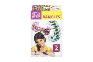 Набор для плетения браслетов Wooky Style Me Up! Блестящие браслеты