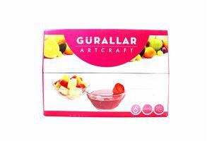 Набір Gurallar салатників 31-146-298