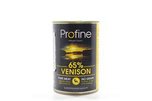 Корм Profine для собак оленина та картопля ж/б 400г