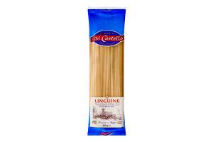 Изделия макаронные Linguine Del Castello м/у 400г