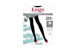 Legs колготки жіночі 260 BIKINI 20 den, nero 3
