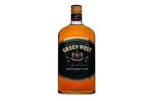 Настойка 0.5л 40% Green West Irish бут