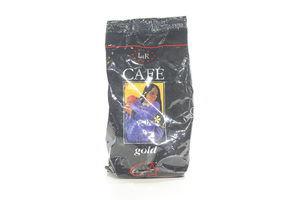 Кава нат.смажена мелена L&K Gold 250г